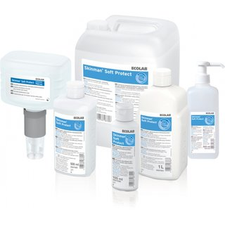 Ecolab Skinman Soft Protect 24 x 500 ml