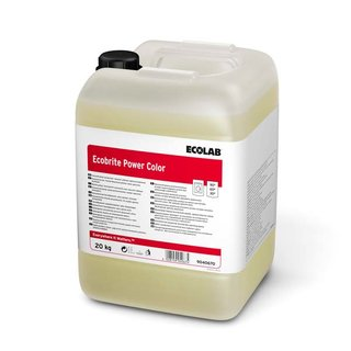 Ecolab Ecobrite Power Color 20kg